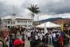 05 feestelijke jaarlijkse herdenking van de dag van San Agustin waarbij alle actieve groepen zijn vertegenwoordigd