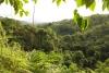 25 Uitzicht vanaf een van de grafheuvels van het Archeologisch park San Agustin