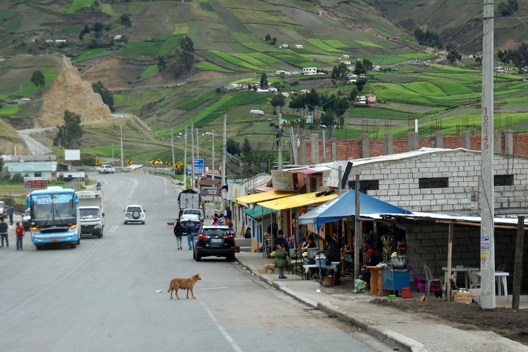 10 regelmatig passeren we gezellige dorpjes