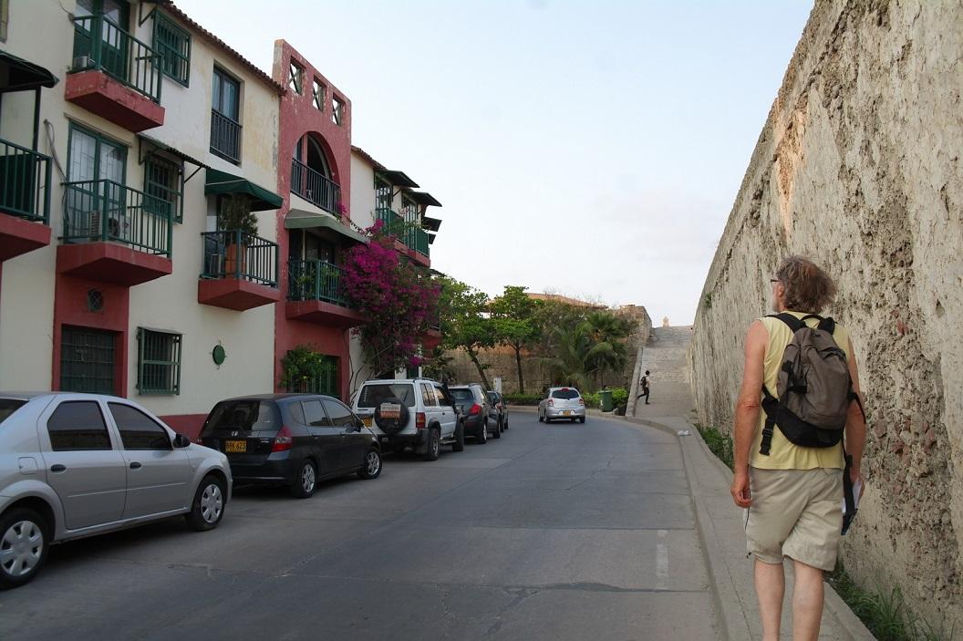 14 wandeling naar en door het historisch centrum van Cartagena