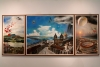 43 Panorama de Cartagena - 1998 - 1991 - 1996 - van Enrique Grau (Cartagena 1920 - Bogota 2004)