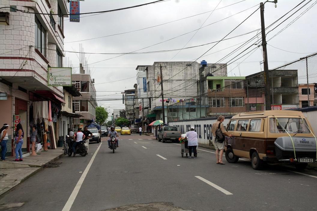 17 winkelstraat in Puerto Francisco de Orellana - Coca