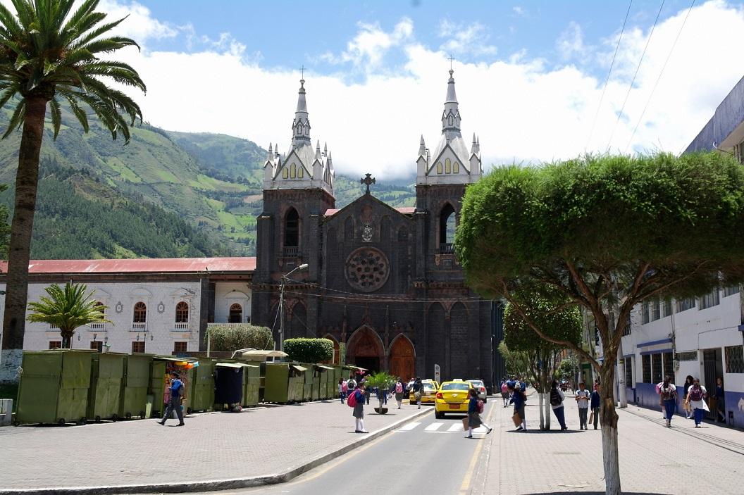 22 Basalica of Nuestra Senora de Agua Santa