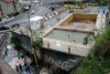 30 vanaf de waterval zicht op La Piscina de La Virgen (warme baden)