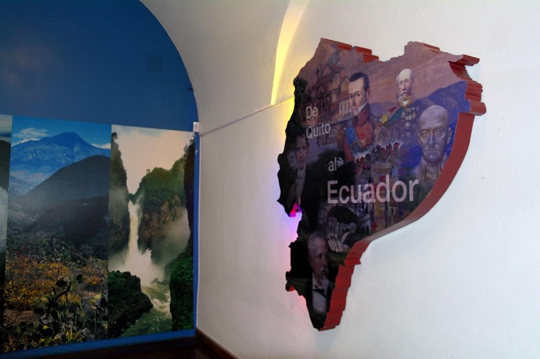 08 Vanuit het koninklijke van Quito naar Equador
