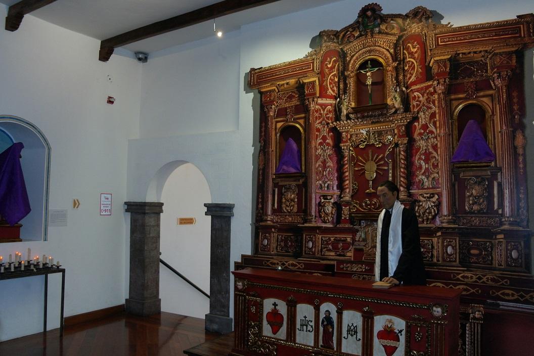 10 de kerk speelde een belangrijke rol in de onafhankelijkheid van Ecuador