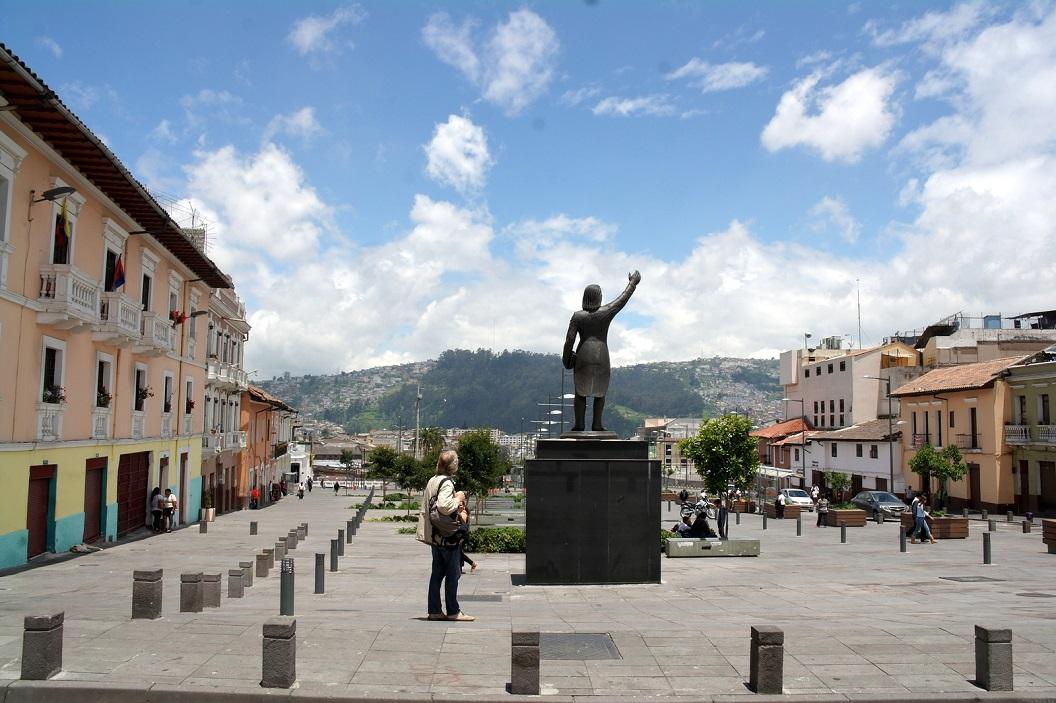 17 José Mejia Lequerica (1775-1813), belangrijk persoon die de rechten van de mens verdedigde. La Ronda, deze straat was vroeger de grens van de stad