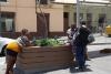 18 tafereeltje op plein - straat La Ronda