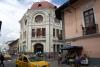 30 Ministerio van veiligheid in Garcia Moreno, historisch centrum Quito