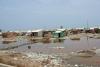 45 ook minder vrolijke aanblik van dorpsjes onderweg - langs de kust - op weg naar Cartagena