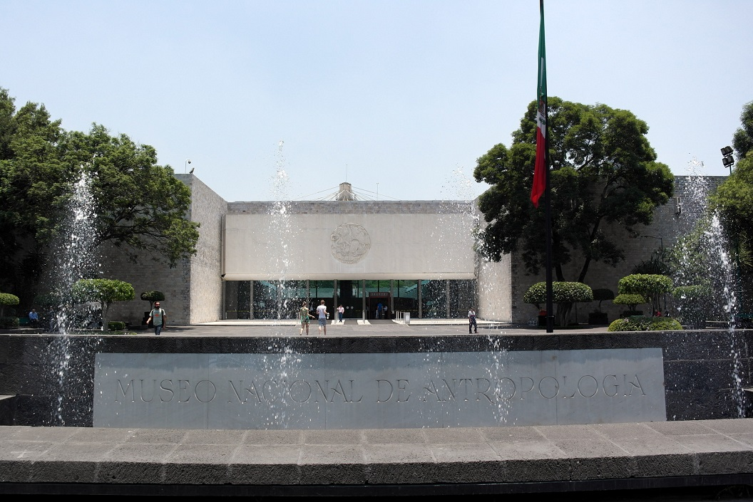 27 het National Museum os Antropologie in Mexico City SAM_0227