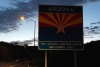 45 ARIZONA - The Grand Canyon State Welcomes you SAM_1200