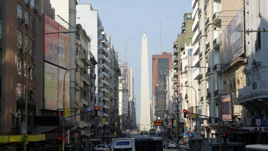 18 Obelisk van Buenos Aires