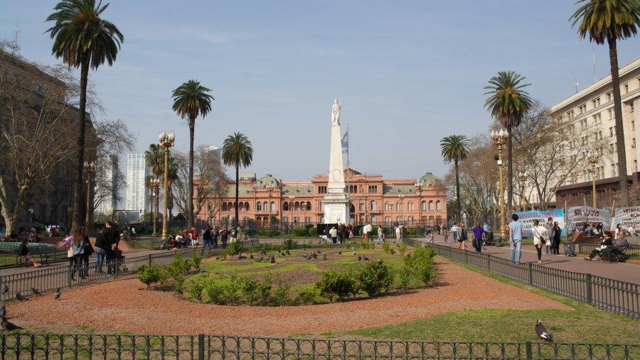 19 Plaza de Mayo