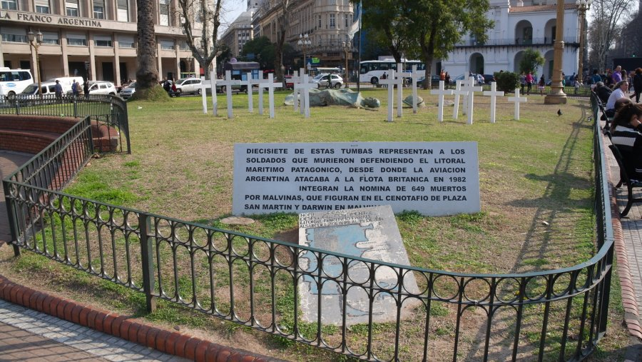 20 Plaza de Mayo