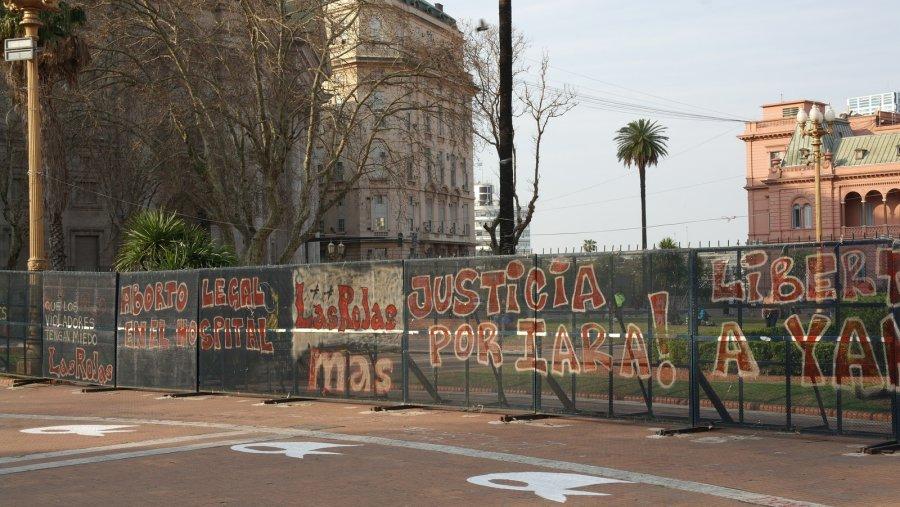 22 Plaza de Mayo