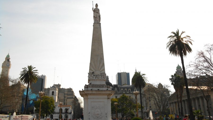 24 Plaza de Mayo
