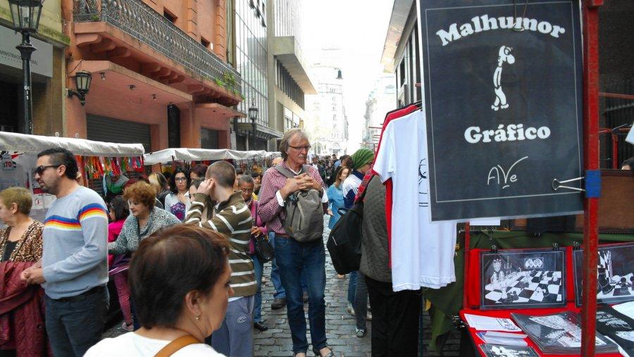 26 Gezellige kunstmarkt