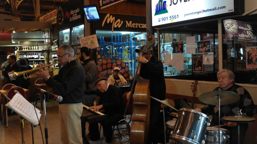 12 Jazz in Mercado de la Abundancia