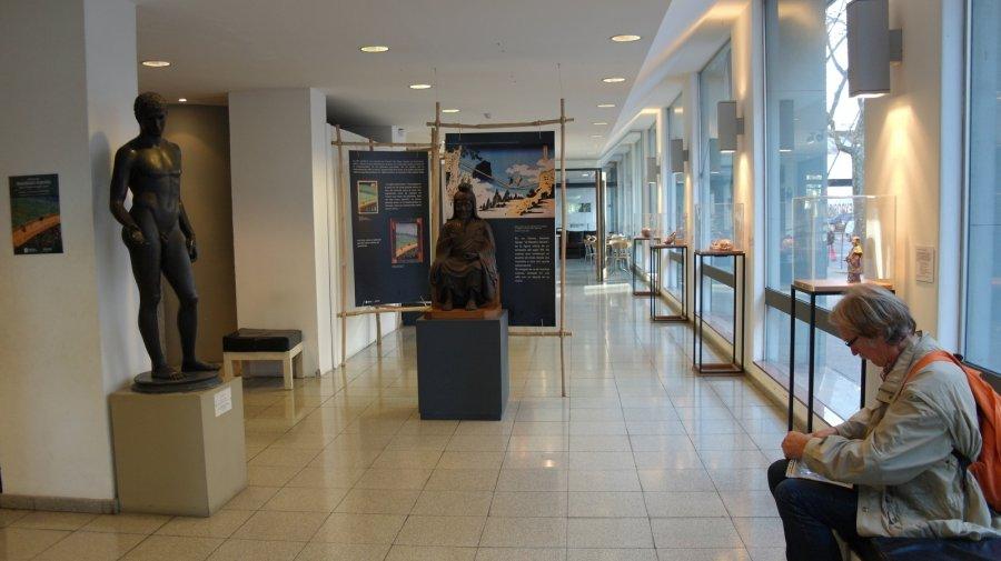 15 bezoek aan museum Historia del Arte