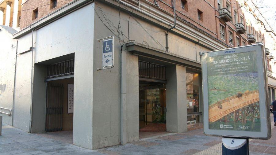 21 Ingang museum Historia del Arte