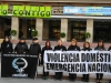 11 Groep van zwarte vrouwen=Colectivo mujeres de negro - Nationale noodtoestand huiselijk geweld=violencia domestica emergencia nacional