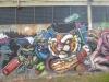 37 Kleurijke muurschilderingen voorkomen graffiti