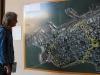 48 In Museo de Las Migrations overzicht van de oude vesting stad Montevideo