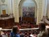 21 Genoten van rondleiding Legislative Palace !