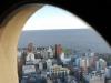 15 doorkijkje vanaf de 23e verdieping, de hoogste koepel-toren