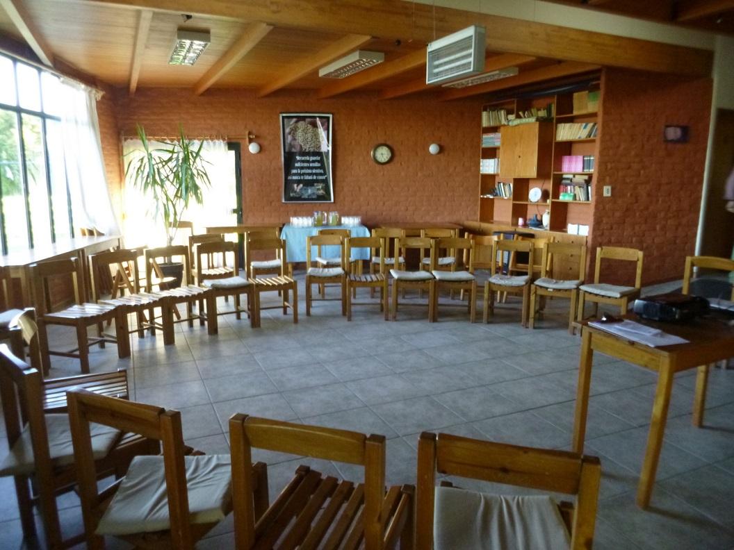 20 het studieruimte voor Ecumenical Training