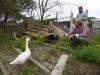 03 in de achtertuin van Solange en Julian
