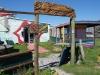 20 in Cabo Palonio heeft zich een kunstenaarsgroep en jonge ondernemers gevestigd met in zomer seizoen geliefd publiek, nu gesloten