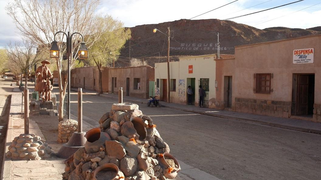 03 dorpje onderweg. Susques, Portico de Los Andes