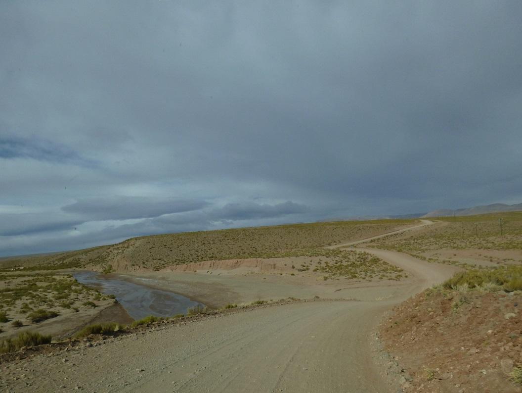 06 Vanaf Susques volgen we route 40 richting San Antonio de las Cobres