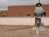 14 Adolfo Sosa, El Curandero, markant figuur voor dit dorpje