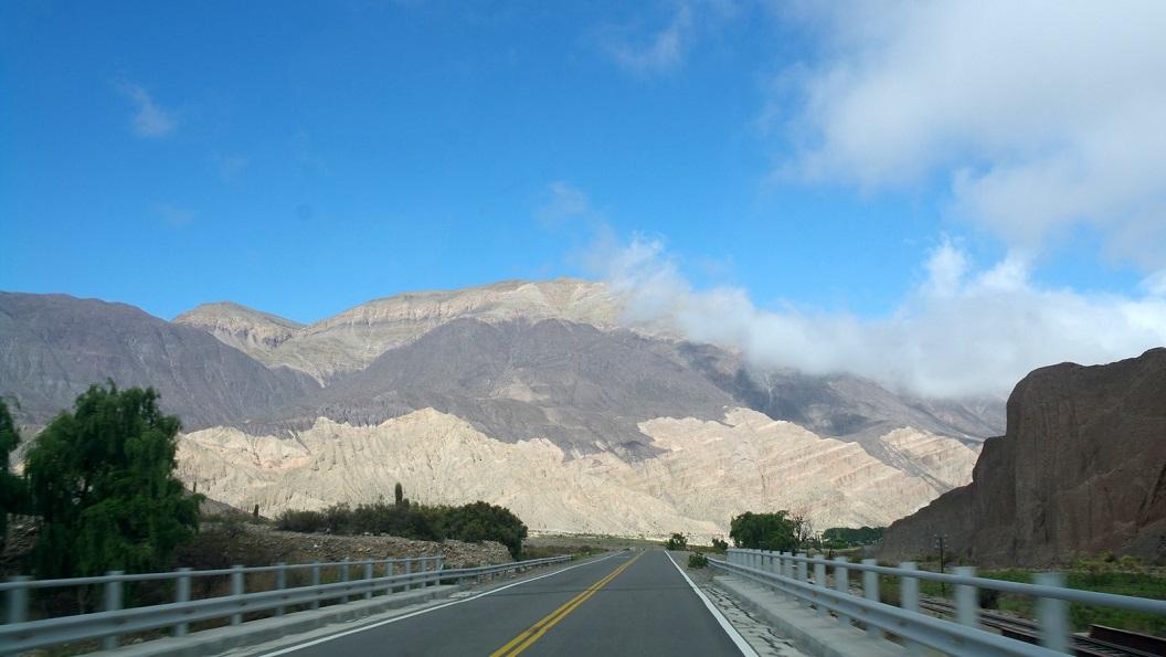 14 een en dezelfde berg, natuur die blijft verwonderen