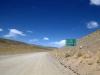 04 na de eerste kilometers route 40 nemen we de afslag route 51 naar Salta