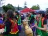 32 sterk optreden van de vrouwengroep Mwananke  Mbe zorgt voor veel applaus