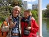 16 Blij in dit prachtige park te zijn, Paseo El Rosedal, Buenos Aires