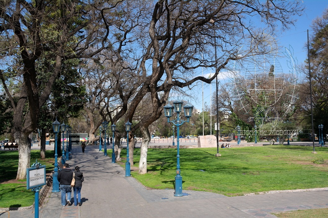 05 Plaza Independencia
