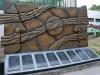 10 Plaatselijk monument aan Av Espana met lijsten van slachtoffers van het vroegere staatsterrorisme