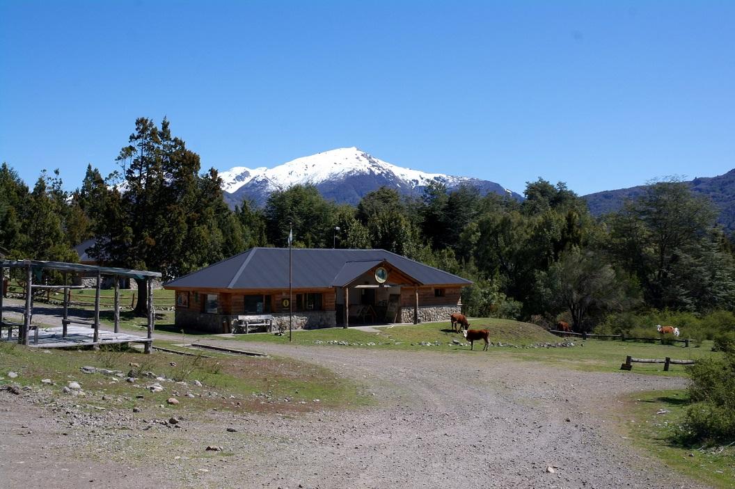 02 toerist office van Parque Nacional Los Alerces