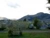 11 tussen de bloesem, prachtig plekje op Camping La Colina met zicht op het stadje Esquel
