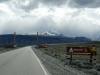 02 ingang van het Los Glaciares National Park