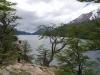 11 wandeling langs Lago del Desierto
