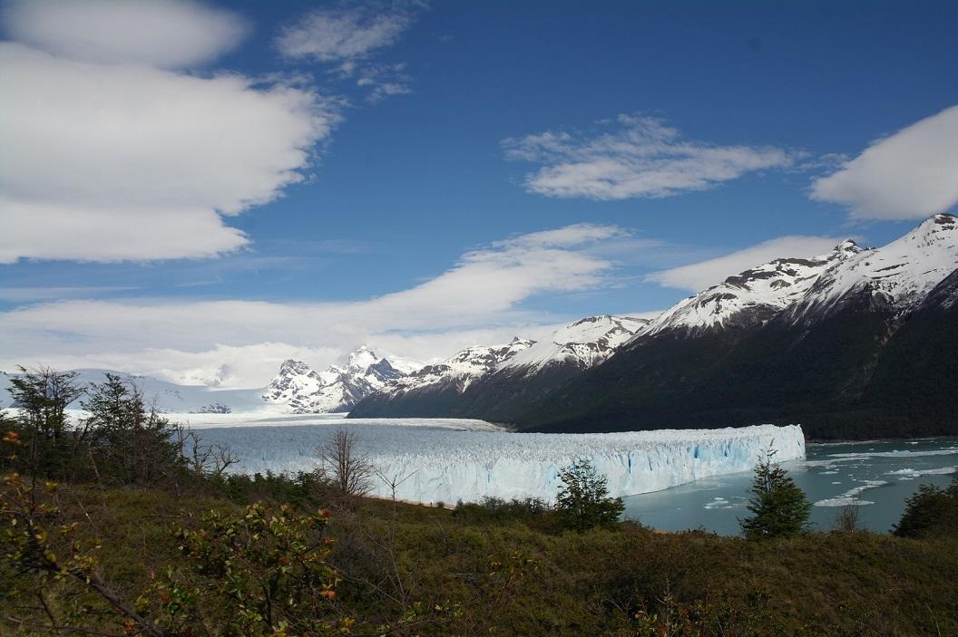 08 Glaciar Perito Moreno, hier word je stil van, prachtig dit mee te kunnen maken