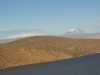 Vulkaan, onderweg langs de Andes op route 40