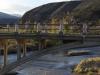 Detail van een brug over rio Barrancas