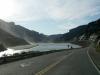 route 40 we gaan de bergen weer in, op weg naar Nahuel Huapi National Park